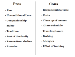 Pros And Cons Of Using Pros And Cons Lists Womenwhomoney